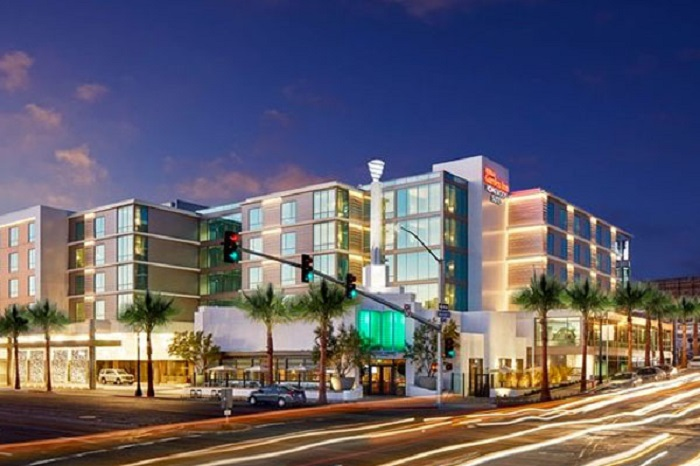 San Diego Hilton Garden