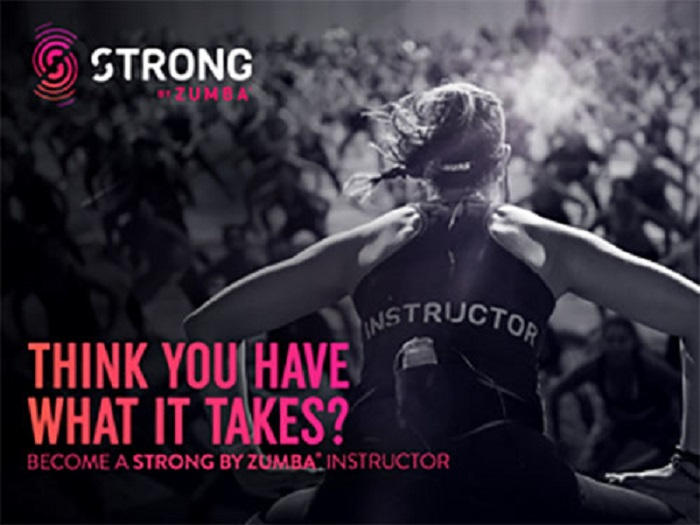 Event Storng Zumba