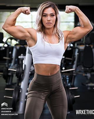 Cassandra Martin profile photo
