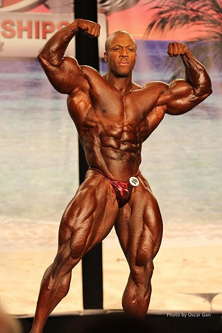 Shawn Rhoden The Fit Expo