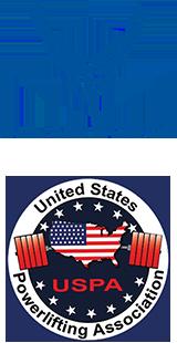 USAF, USPA logos