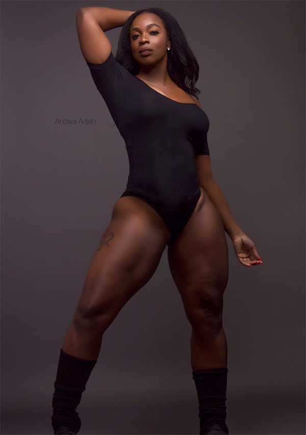 curvy black women tumblr