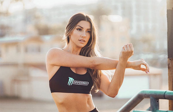 Lindsey Harrod - The Fit Expo