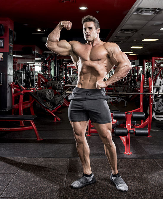 Logan Franklin - The Fit Expo