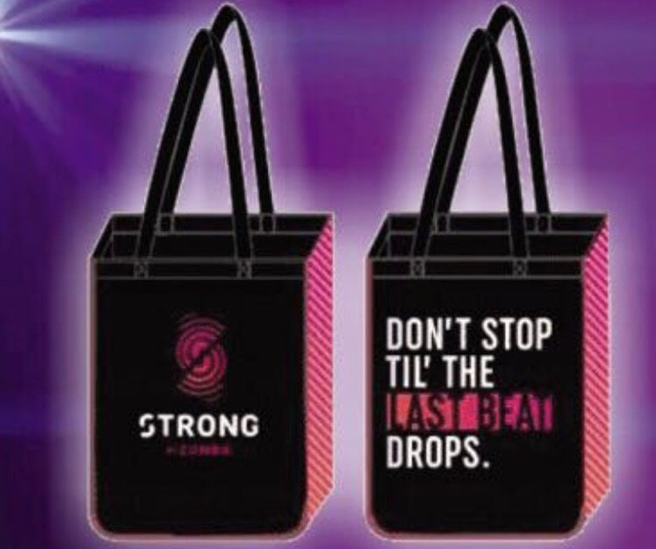 Strong by Zumba Bag